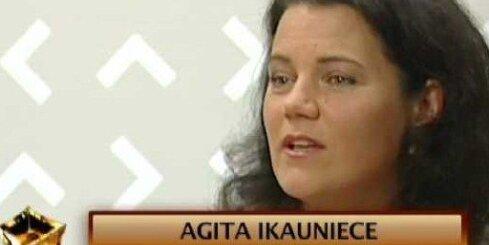 'Viss notiek': Kordiriģente Agita Ikauniece