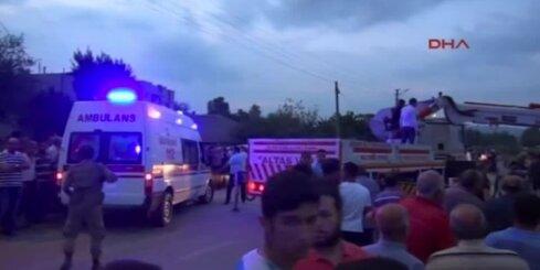 Авария экскурсионного автобуса Турции: погибли 14 человек