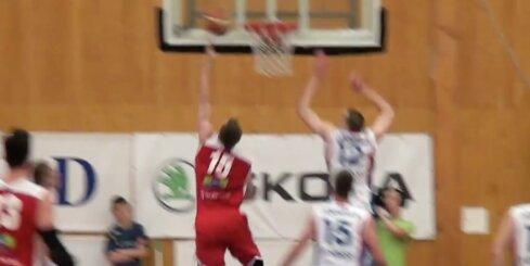 'Aldaris Latvijas Basketbola Līga' - 'Jūrmala/ Fēnikss' - 'BK Jēkabpils' - 10. maija spēle