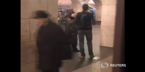 Sanktpēterburgas metro nograndis sprādziens; 10 bojāgājušie