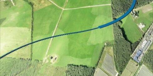 Трасса Rail Baltica затронет 800 частных объектов недвижимости