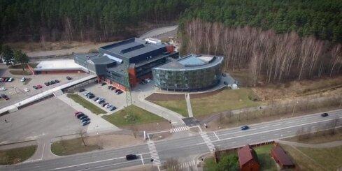 Mežciemā uzcelta jauna CSDD ēka
