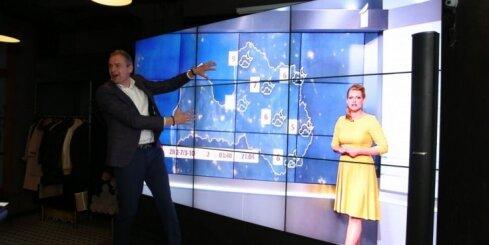 ФОТО: Как политики в Риге ждут результатов выборов