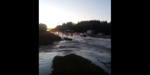 Plūdu straumes Berģos