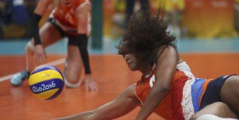Riodežaneiro vasaras olimpisko spēļu sieviešu volejbola turnīra finālmaču rezultāti (20.08.2016.)
