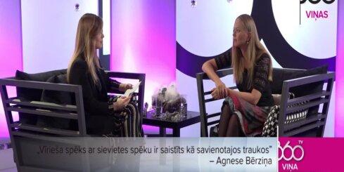 Agnese Bērziņa: Sievišķais jeb jūtas valda pār pasauli