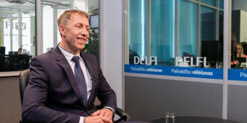 'Delfi TV ar Jāni Domburu': Jānis Vilnītis – pilna intervija