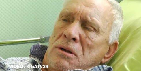 Krūmiņš intervijā Kivičam no slimnīcas gultas: par aizturēšanu, KNAB un cietuma dzīvi
