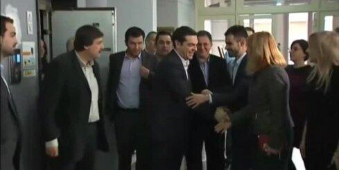 Ципрас и Путин призвали прекратить