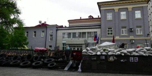Ukrainas austrumos gatavojas 'referendumiem'