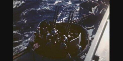 Arhīva video: Japānas kapitulācija