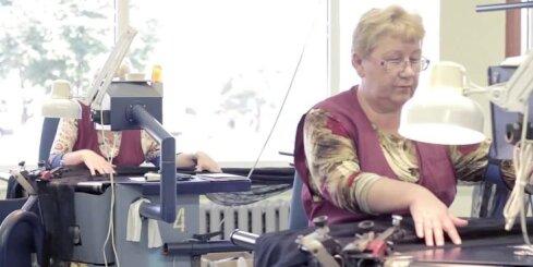 SIA 'Lauma Fabrics', konkurss 'Eksporta un inovācijas balva'