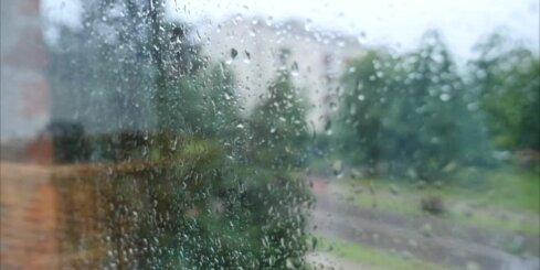 К концу недели ожидается дождь и похолодание