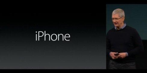 Jauns 4 collu 'iPhone SE' un citi 'Apple' jaunumi