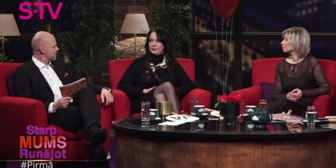 Kas Žaklīnai Cinovskai visvairāk patīk vīriešos?