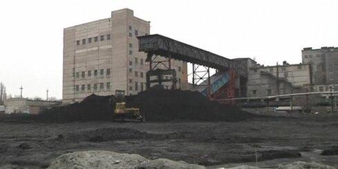 Austrumukrainā pēc sprādziena pazemē 32 mirušie