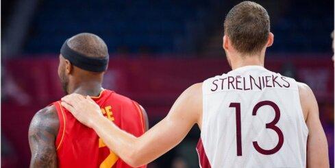 Video: Latvija ar piekto uzvaru iesoļo 'Eurobasket 2017' ceturtdaļfinālā