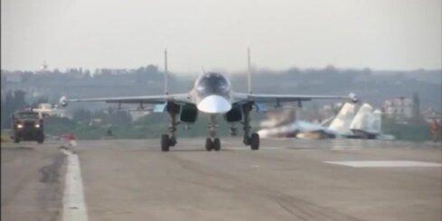 Krievijas 'brīvprātīgie' Sīrijā grasās uzsākt arī sauszemes uzbrukumu