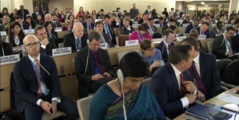 ANO ģenerālsekretārs: pamiers Sīrijā kopumā tiek ievērots