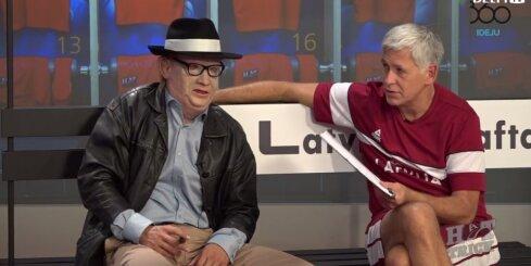 Video: Valters prognozē Latvijas basketbola izlasei spožu nākotni