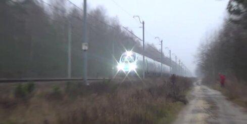 Cik kluss būs 'Rail Baltica' vilciens