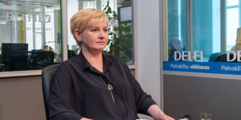 'Delfi TV ar Jāni Domburu': Juta Strīķe – pilna intervija