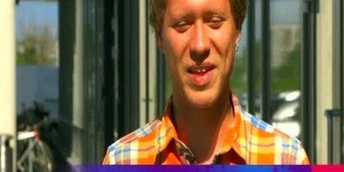 'Positivus' piedzīvojumi: Ralfs Eilands festivālā kā bērns