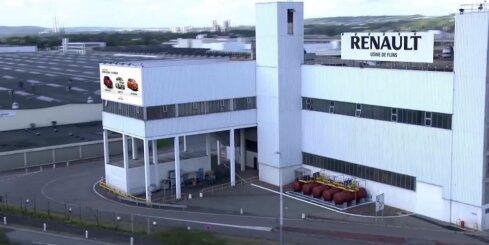 Francijā uzsākta jaunā 'Nissan Micra' ražošana