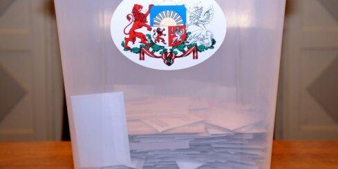 Pašvaldību vēlēšanās iepriekšējā balsošana būs 31. maijā, 3. un 4. jūnijā
