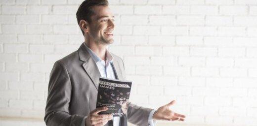 Sarunu sērijas 'Blu Talks' ietvaros Rīgā ar lekciju uzstāsies slavenais mentālists Gilans Gorks