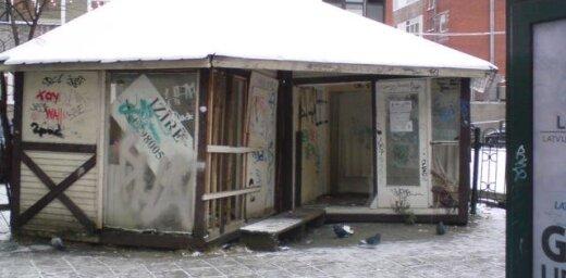 Ko darīt ar graustu Rīgas centrā?