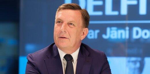 Кучинскис уехал в Литву, чтобы поговорить с Меркель