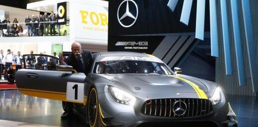 Женевский автосалон 2015: Как будет выглядеть Bentley будущего, что нового у Aston Martin и другие премьеры