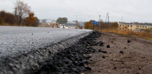 Par 15 miljoniem pārbūvēs ceļu no Daugavpils līdz Medumiem