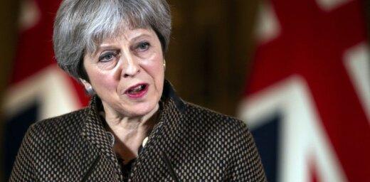 """Тереза Мэй считает переговоры с ЕС о """"Брекзите"""" зашедшими в тупик"""