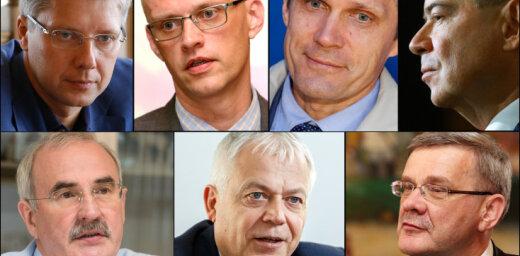 Семь графиков о семи мэрах. Что нужно знать о главах крупнейших латвийских городов перед выборами