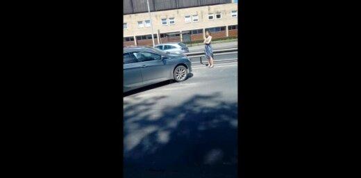 Video: Avārija Slokas ielā