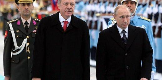 Эльдар Мамедов. Россия и Турция: снова друзья?