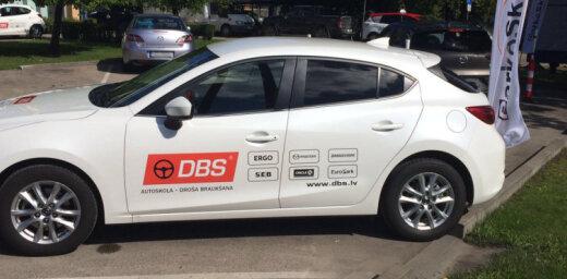 Septembrī atsāksies bezmaksas auto novietošanas nodarbības