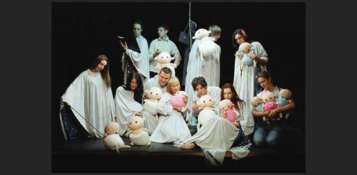 Foto: Valsts Leļļu teātris