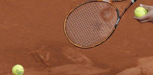 Latvijas tenisiste Vismane kapitulē ASV atklātā čempionāta ceturtdaļfinālā