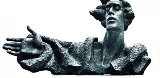 Teātra muzejā atklās tēlnieku Ligitas Franckevičas un Ojāra Breģa izstādi