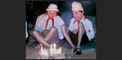 Vladimiri Putins un Žirinovskis