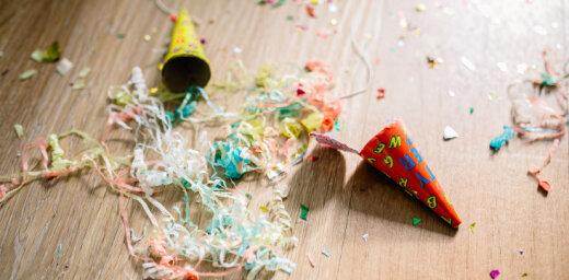 Svinētāji vīlušies 'vislielākajā' Jaunā gada ballītē Rīgā