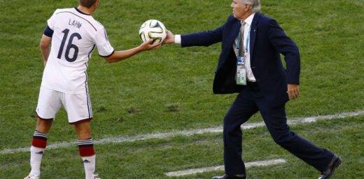 Mēs varējām uzvarēt, uzskata Argentīnas izlases treneris