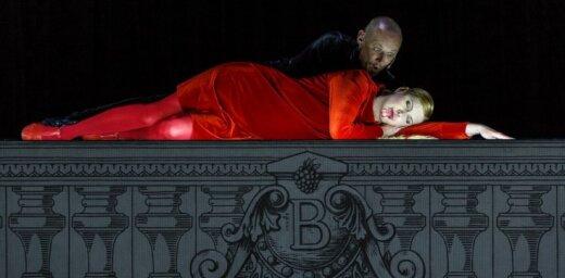 Foto: Viestura Kairiša 'Baladīna' Valmieras teātrī