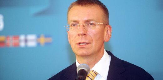"""Ринкевич: """"Северный поток - 2"""" создает много угроз безопасности"""