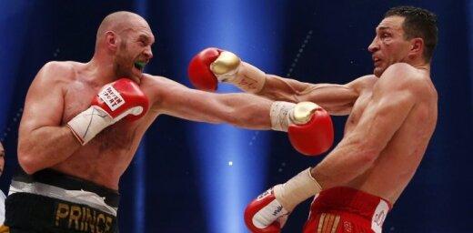 Боксёр Тайсон Фьюри может быть лишён чемпионского титула