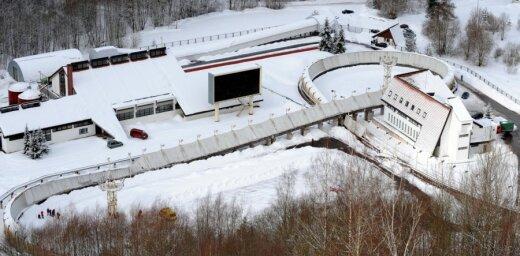Nākamsezon Pasaules kausa posms bobslejā un skeletonā Latvijā nenotiks