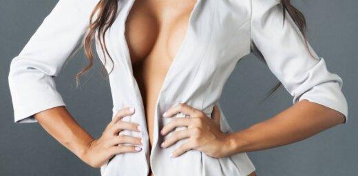 Izpētīts, kādām sieviešu krūtīm priekšroku dod vīrieši